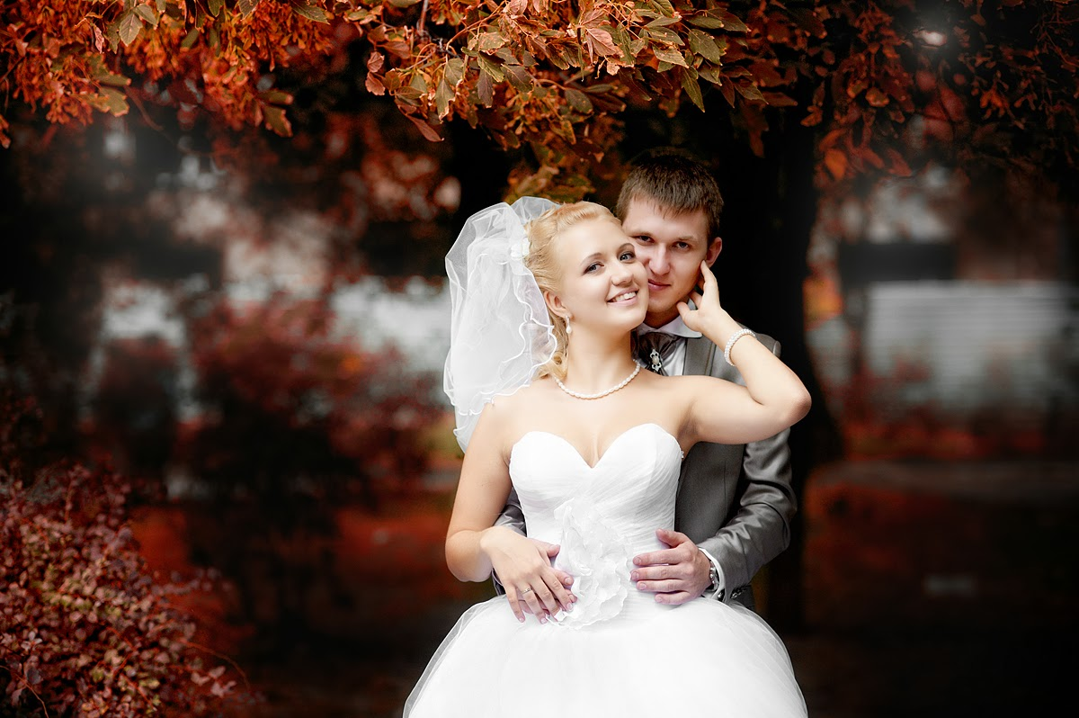 Секреты фотографий на свадьбу
