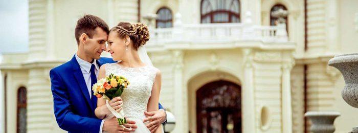 Съемка свадебного видео