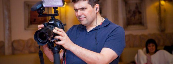 Услуги видеооператора