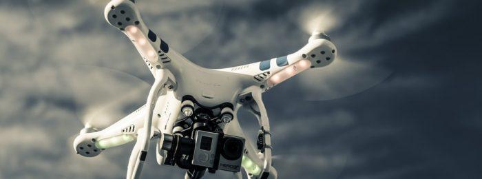 Видеосъемка с воздуха