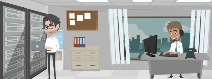 Анимационные ролики для сайта
