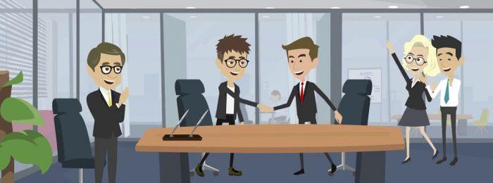 Заказать ролик с анимацией