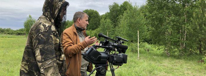Съемка документального видео