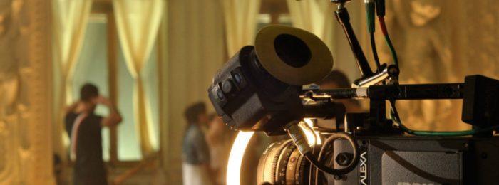 Съёмка клипов